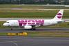 "LZ-MDD Airbus A320-232 ""Air VIA"" c/n 4305 Dusseldorf/EDDL/DUS 22-06-14 ""WOW"""