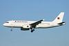 """LZ-EAA Airbus A320-231 """"Electra Airways"""" c/n 0424 Brussels/EBBR/BRU 07-11-17"""