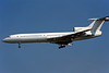 """LZ-BTM Tupolev Tu-154B """"Balkan Bulgarian Airlines"""" c/n 73A052 Dusseldorf/EDDL/DUS 18-07-96 (35mm slide)"""