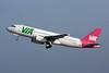 """LZ-MDT Airbus A320-214 """"Air VIA"""" c/n 2108 Dusseldorf/EDDL/DUS 24-08-08"""