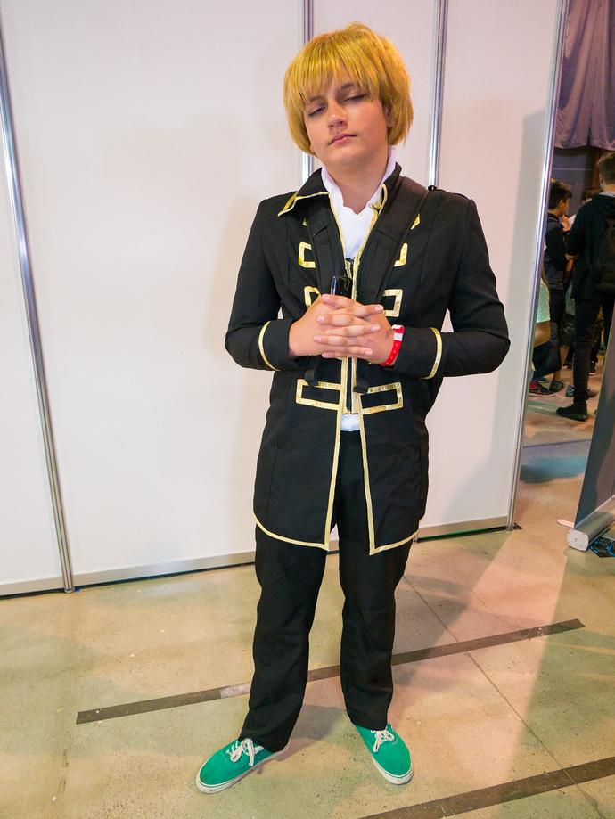 cosplay aniventure
