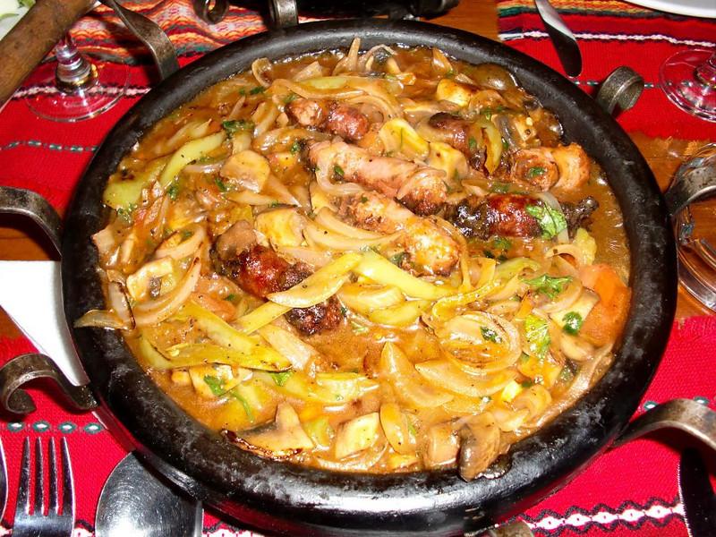 bulgarian guvech