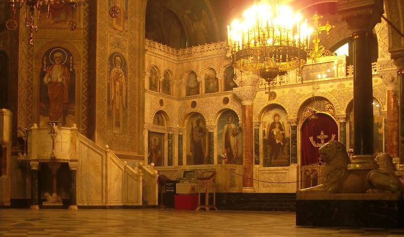 St. Nicholas church sofia bulgaria