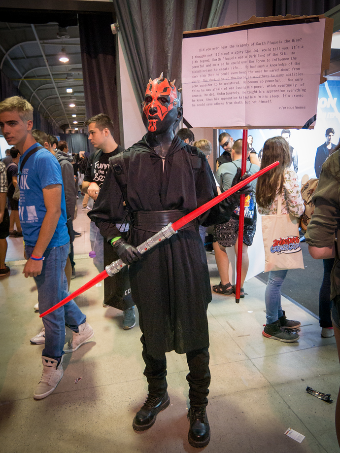 star wars cosplay europe