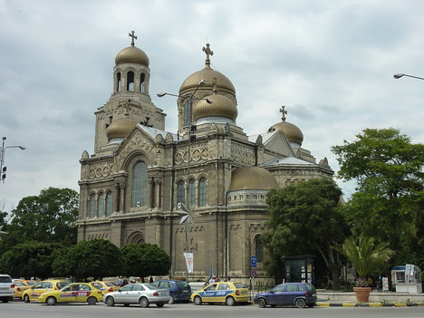 Cathedral of the Holy Assumption, Varna - Bulgaria