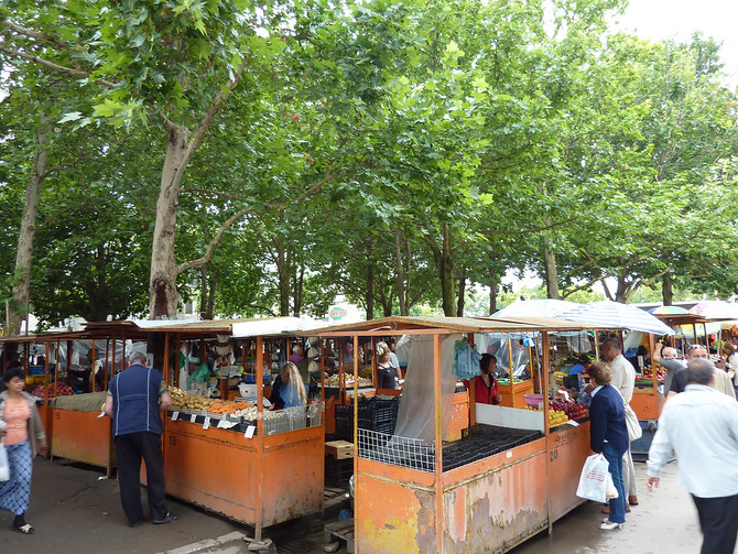 Market - Varna