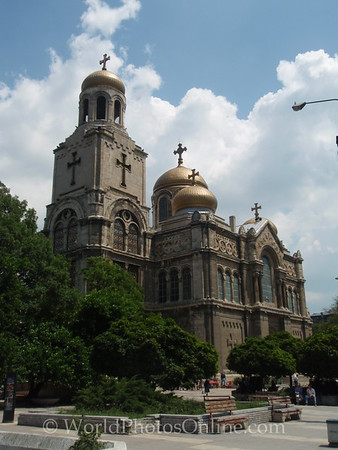 Varna - Dormition of the Theotokos Cathedral 2