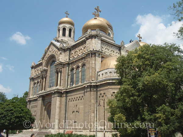 Varna - Dormition of the Theotokos Cathedral 1