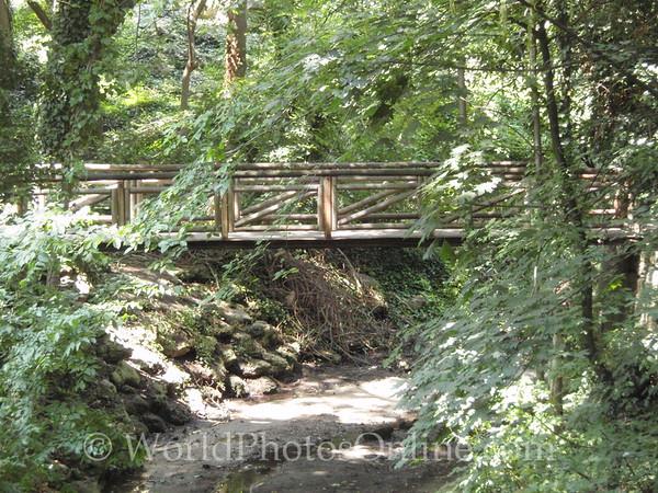 Varna - Sea Garden - Bridge