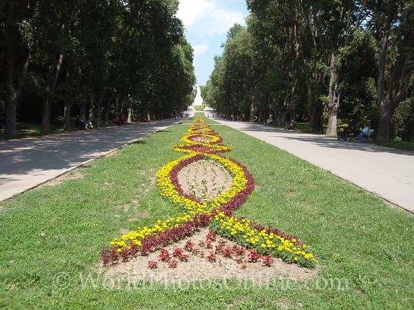 Varna - Sea Garden - Walking Path