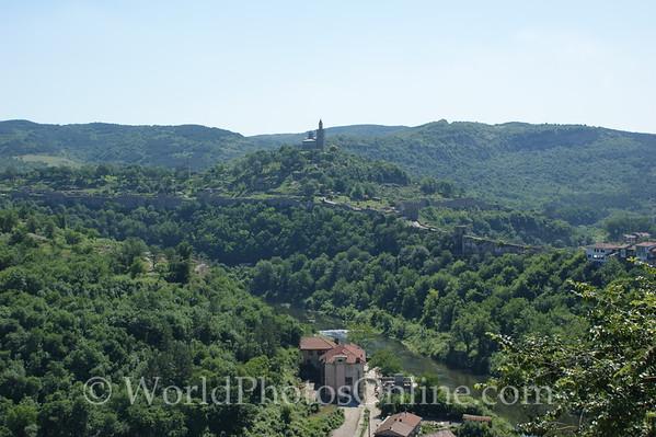 Veliko Tarnovo - Tsarevec Hill - Fortress 0