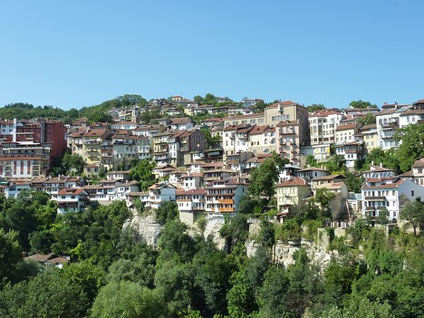 Veliko Turnovo Old Town - Bulgaria