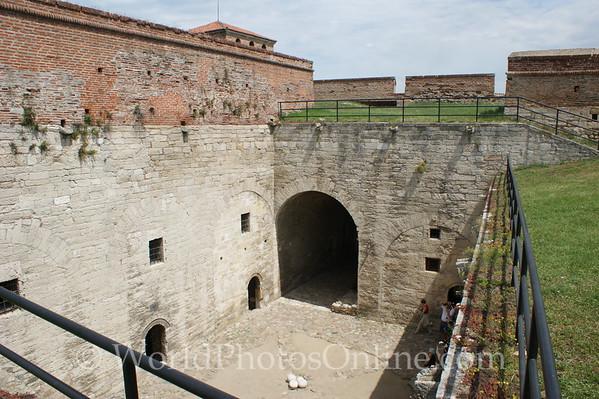 Vidin - Baba Vida Fortress - Chamber