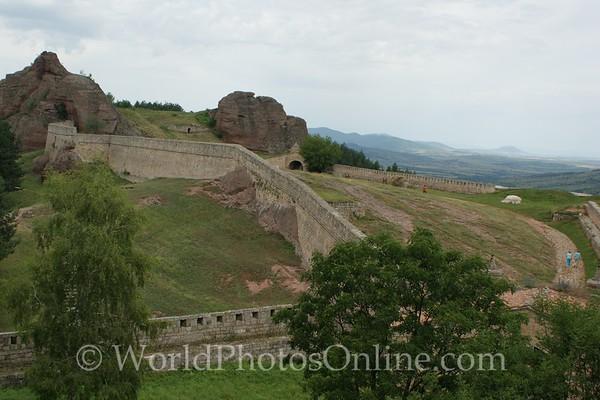 Vidin - Belogradchik Castle - Fortifications