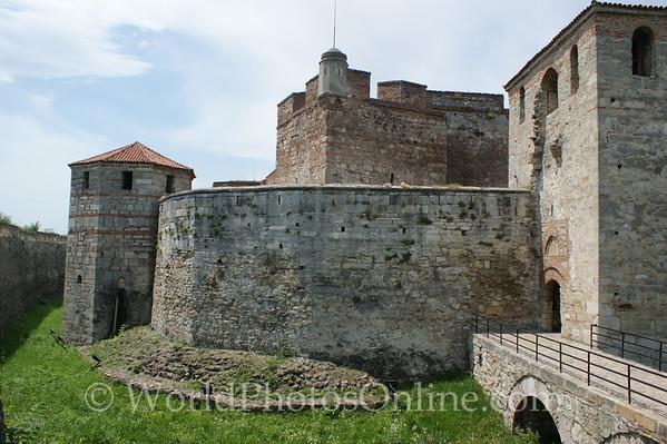 Vidin - Baba Vida Fortress - Keep
