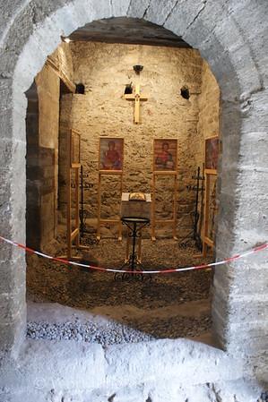 Vidin - Baba Vida Fortress - Chapel
