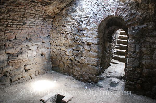 Vidin - Baba Vida Fortress - Dungeon