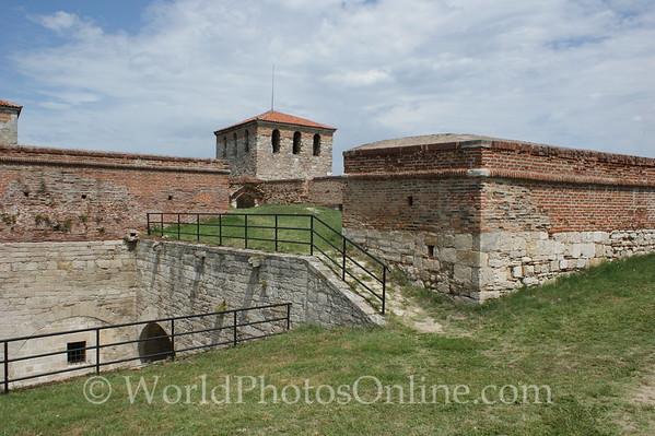 Vidin - Baba Vida Fortress - Courtyard 2