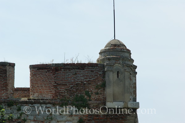 Vidin - Baba Vida Fortress - Bartizan