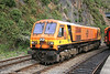 The Iarnród Éireann 201 Class locomotives are the newest and most powerful diesel locomotives operating in Ireland, and were built in 1994-95 by General Motors. They are each fitted with a GM 12-710G3B engine of 3200hp, weigh 112tons and have a maximum speed of 102mph. 212, Waterford, 30th July 2006.
