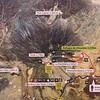 Tn 2638 kaart wandelroute naar Montana Blanca