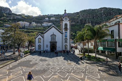 Church of São Bento in Ribeira Brava