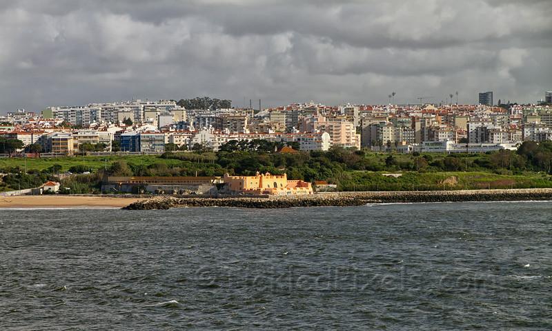 São João das Maias Fortress, Lisbon