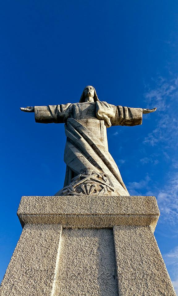 Christ Statue at Ponta do Garajau