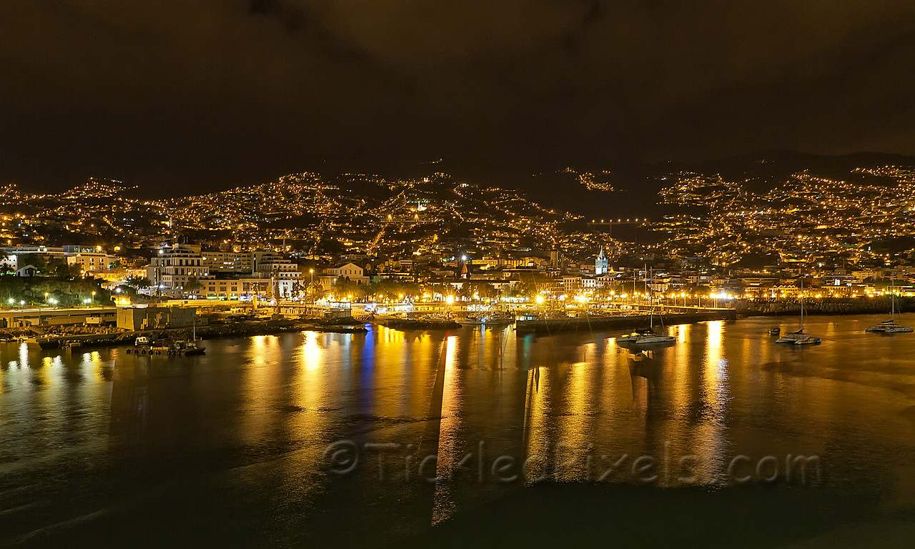 Funchal at Night