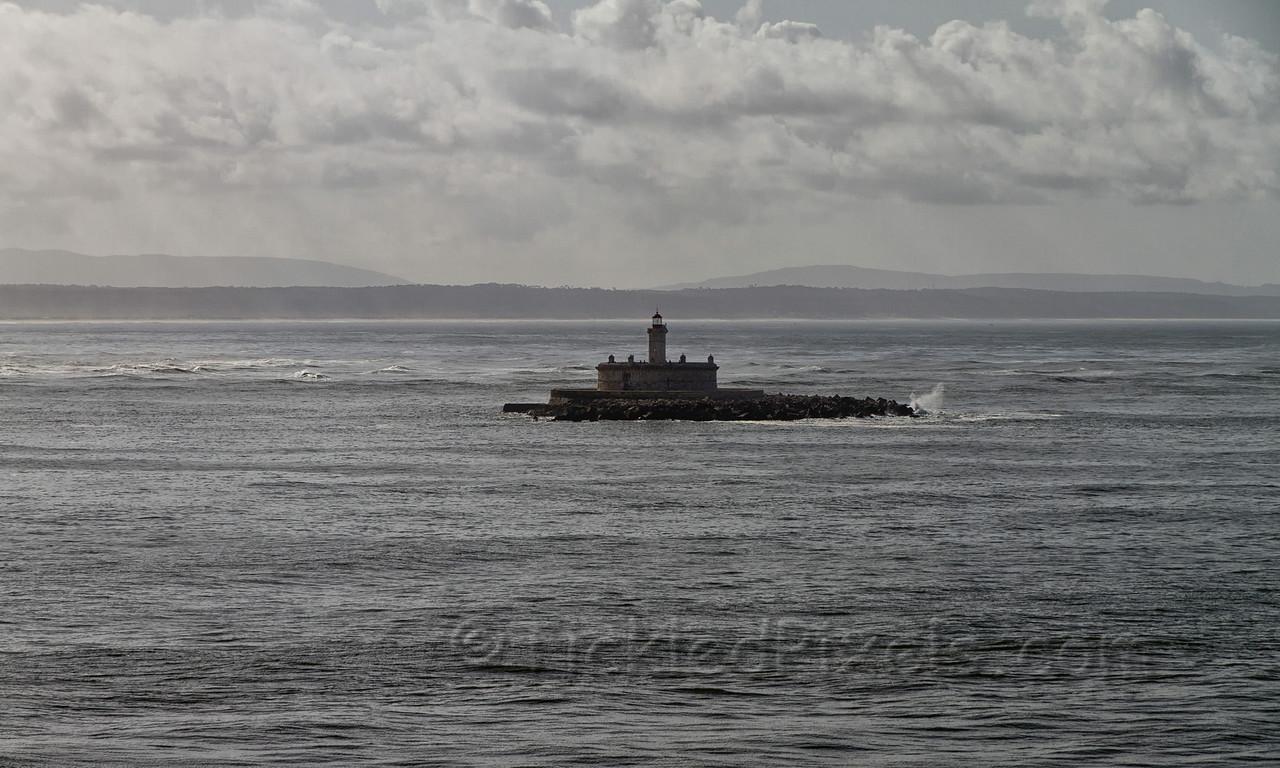 Bugio Isle Lighthouse
