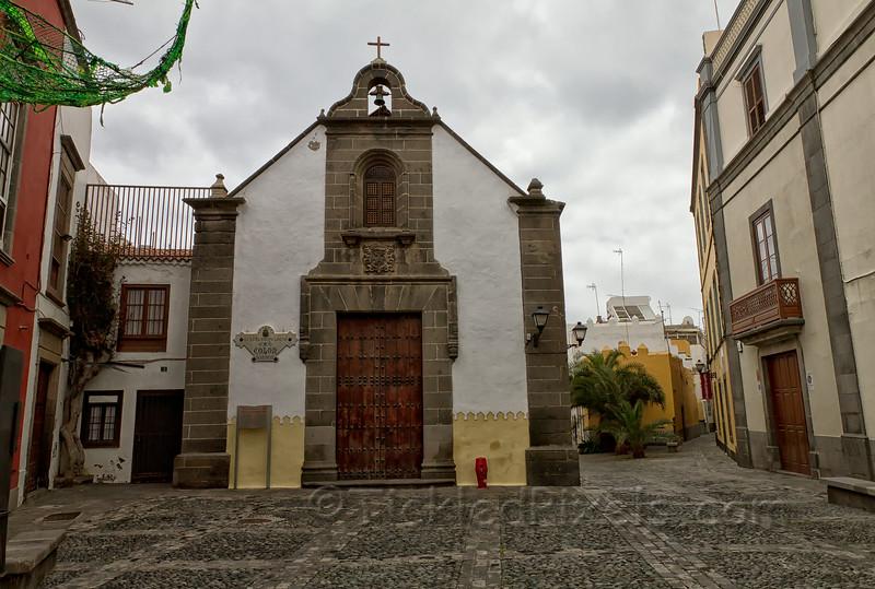 Hermita de San Antonio Abad.Barrio de Vegueta