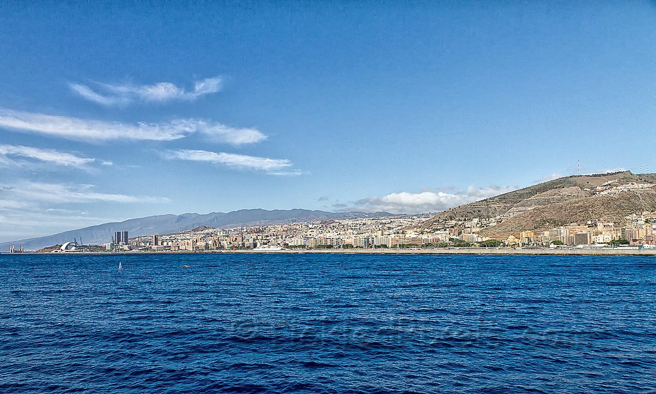 Santa Cruz, Tenerife, Canary Islands