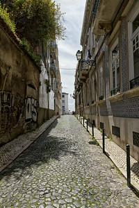 Backstreet Lisbon