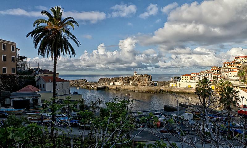 Câmara de Lobos, Madeira