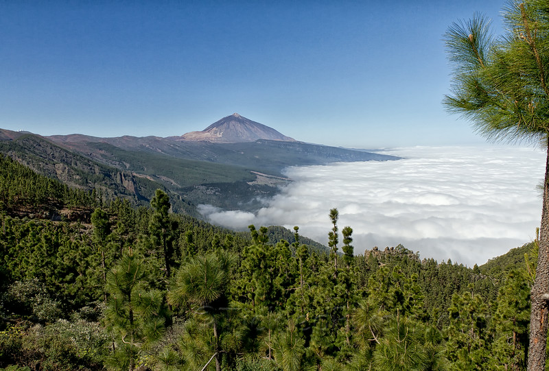 First Look - Mount Teide