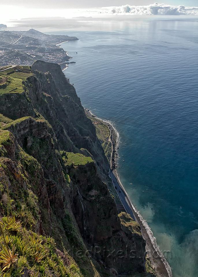 Sea Cliffs of Cabo Girão