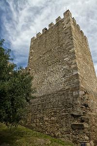 Castelo de São Jorge Tower