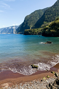 Coast of Madeira