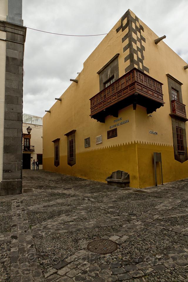Pasaje Pedro de Algara