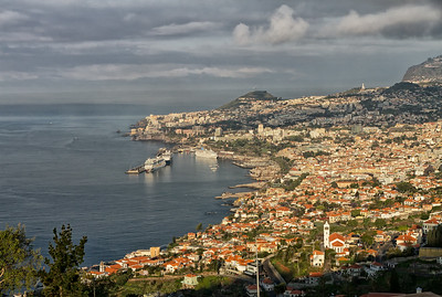 Funchal Harbour