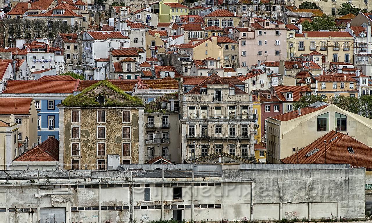 Lisbon - Disrepair