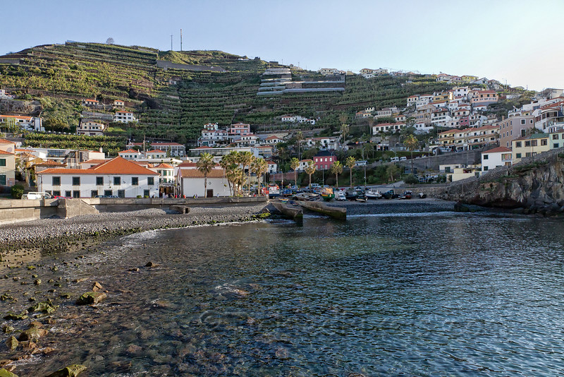 Fishing Village of Câmara de Lobos