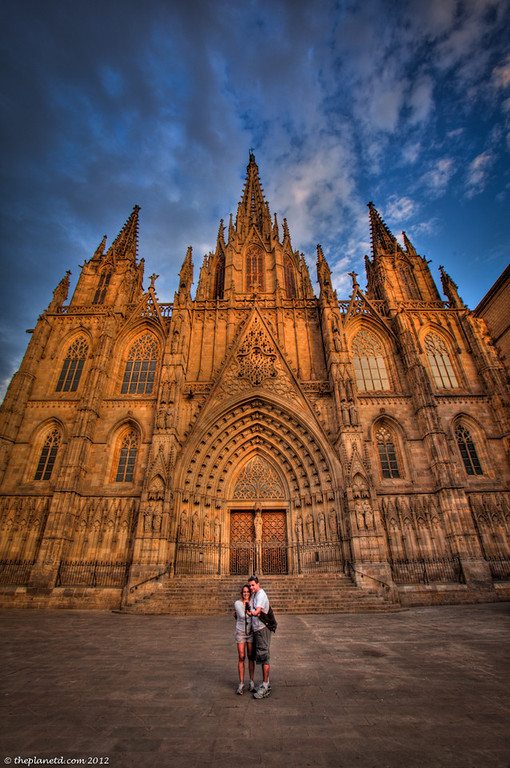 Tourist-photo-barcelona-spain
