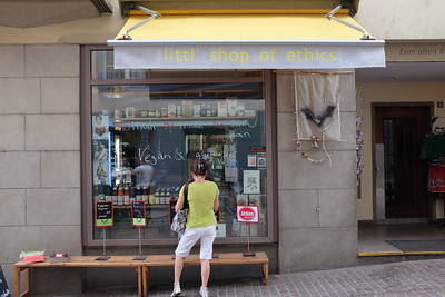 Littl' shop of ethics