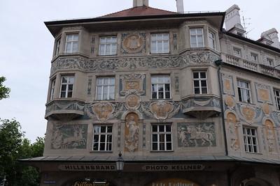 Ruffinihaus façade