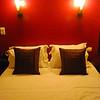My room at Vert et Blanc chalet