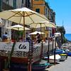 Seaside dining in Riomaggiore
