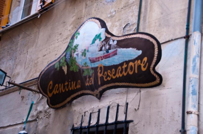 Cantina del Pescatore, Rio Maggiore, Cinque Terre, Italy