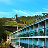 Viking River Cruise, Idun Docked in Cochem Germany