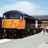 56039 at Doncaster Works on the 10th July 1994.